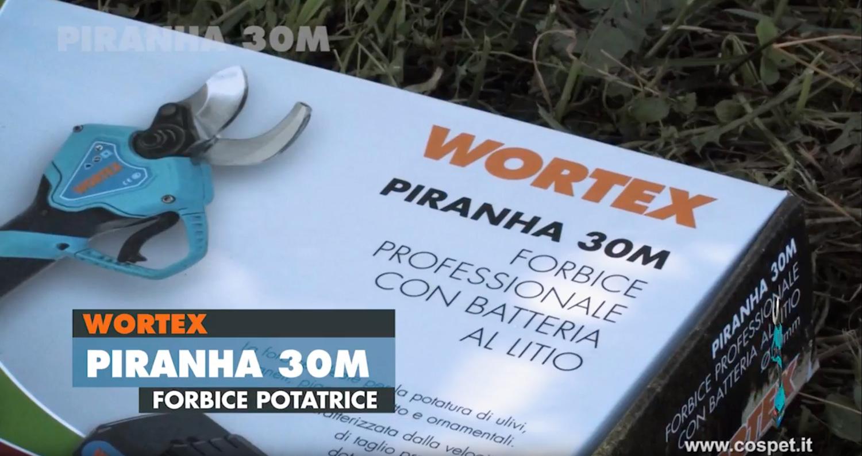 Wortex Piranha 30M
